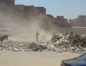 نقيب الزبالين يعلن بدء توليهم نظافة مدينة نصر مقابل 4 جنيهات شهريا للوحدة