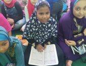 """صور وفيديو.. اليوم السابع داخل مدرسة """"المسجد الجامع"""" بالإسكندرية"""