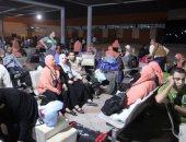صور.. حجاج قطاع غزة من مطار القاهرة: لا نثق إلا في مصر لتوحيد الصف الفلسطيني