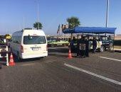 القبض على7 سائقين من متعاطى المخدرات فى حملة مرورية بالإسماعيلية