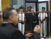 """صور.. تأجيل جلسة إعادة محاكمة العادلى بـ""""الاستيلاء على أموال الداخلية"""" لـ6 سبتمبر"""