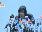 فيديو.. وزيرة الثقافة: موافقة صالة المزاد بعودة المخطوط الأثرى لمصر مفاجأة