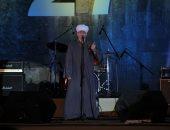 صور.. ياسين التهامى يحيى اليوم الليلة الختامية لمولد البدوى بطنطا