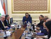 صور.. رئيس الوزراء يلتقى وزير خارجية إيطاليا لبحث سبل التعاون المشترك
