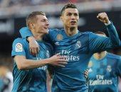 جول مورنينج.. كريستيانو رونالدو يضرب فى مواجهة ريال مدريد ضد أياكس أمستردام