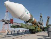 سويوز.. الصاروخ الحامل للقمر الصناعى المصرى الجديد إلى الفضاء.. صور