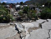 زلزال شدته 6.6 درجة شمال شرقى يضرب مدينة رابا بإندونيسيا