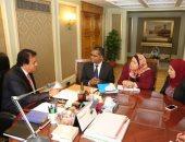وزير التعليم العالى يبحث آليات التعاون مع منظمة اليونيسف