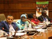 """وفد البرلمان الأفريقى يشيد بمشروعات """"الرى"""" وتعظيم الاستفادة منها"""