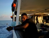 إيطاليا تضع سفينة إنقاذ مهاجرين قيد الحجر الصحى بصقلية جراء انتشار كورونا