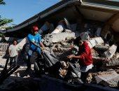 إندونيسيا توقف البحث عن ضحايا الزلزال يوم الخميس