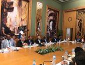 اللجنة السودانية المصرية المشتركة لكبار المسئولين تشرع فى التحضير للاجتماع وزارى