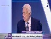 """مرتضى منصور: أبنائى """"أحمد وأمير"""" بيصرفوا على النادى من أموالهم"""