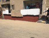 صور.. مصرى مغترب يناشد جهاز العبور إنقاذه لإنشاء محلات مخالفة ببدروم أسفل شقته