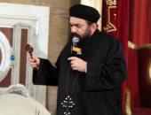 """لأول مرة منذ مقتل الأنبا ابيفانيوس.. سكرتير البابا يعود للكاتدرائية من """"النطرون"""""""