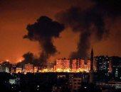 إصابة إسرائيلى بعد سقوط عدة صواريخ من قطاع غزة على مستوطنات