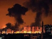 جيش الاحتلال الإسرائيلى: قصفنا أهداف تابعة للجيش السورى جنوب البلاد
