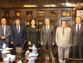وزير الكهرباء يلتقى وزيرة الطاقة الأردنية لبحث سبل التعاون
