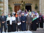 وزير الأوقاف يجتمع بالواعظات غدا لتفعيل دورهن فى حملة رسول الإنسانية