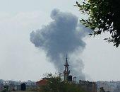 طائرات الاحتلال الإسرائيلى تقصف عددا من المواقع فى قطاع غزة