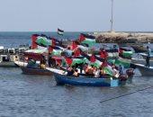 بحرية الاحتلال الإسرائيلى تستهدف مراكب الصيادين جنوب قطاع غزة