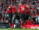 أخبار مانشستر يونايتد اليوم عن 26 لاعباً فى قائمة دورى أبطال أوروبا
