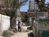 حملة نظافة ورفع للمخلفات بمقابر دسوق استعداد لعيد الأضحى
