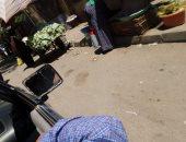 صرف القاهرة تؤكد سلامة شبكة الصرف بشارع الأصبغ بالزيتون