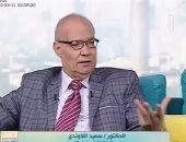 """سعيد اللاوندى: """"طلاب الأزهر ميعرفوش عن عباس العقاد غير أنه شارع بمدينة نصر"""""""