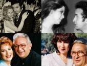 فى ذكرى وفاته.. قائمة أهم أفلام جمعت نور الشريف وزوجته بوسى