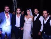 رامى صبرى وأحمد جمال يحيون حفل زفاف إلهام وجدى ملكة جمال مصر السابقة