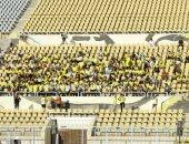"""صور.. الإسماعيلى يجهز """"الثالثة شمال"""" لاستقبال الجماهير فى البطولة الأفريقية"""