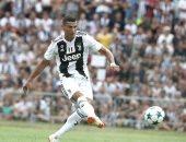 أليجرى يعلن مشاركة كريستيانو رونالدو أساسيا فى مباراة كييفو ضد يوفنتوس