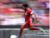 ليفربول يصف سرعة محمد صلاح بالبرق بعد أولى مباريات الدورى الإنجليزى