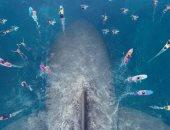 365 مليون دولار إيرادات فيلم The Meg بشباك تذاكر السينما العالمية