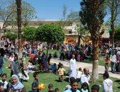 فتح حديقة البانوراما مجانا خلال العيد.. وتوزيع 50 ألف كيس قمامة على الزوار
