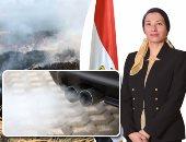 وزارة البيئة تؤكد تركيز الرصاص فى هواء مصر بشكل أقل من المستوى العالمى.. رئيس قطاع نوعية الهواء: لدينا أكبر شبكة رصد لحظى فى الشرق الأوسط.. وخطة لتغطية كل المحافظات فى 2030.. وحرق المخلفات يسبب 40% من التلوث