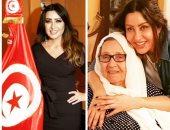 فى يوم المرأة التونسية.. الفنانة لطيفة تحتفل بوالدتها