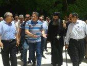 """نائب القوصية يطالب بإنشاء كوبرى لربط دير """"المحرق"""" بكنيسة العذراء"""