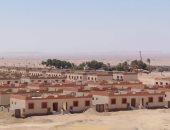 صور.. تطوير منطقة العشش كمساكن بديلة للعشوائيات برأس غارب