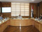 مجلس جامعة كفر الشيخ يناقش ترشيد الإنفاق وزيادة الدخل والموارد الذاتية