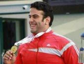 فوز المصرى طارق وهدان بذهبية رفع الأثقال فى بطولة أفريقيا البارالمبية