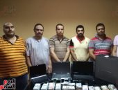 ضبط 13 قياديا إخوانيا هاربا قبل تنفيذ عمليات تخريبية ضد مؤسسات الدولة