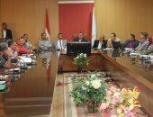 محافظ كفر الشيخ يتابع تنفيذ مشروعات الخطة الاستثمارية بالقطاعات الخدمية