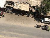قارئ يشكو إنتشار فوضى الورش والسيارات المتهالكة وسرقة الكهرباء بشارع ترعة الزمر