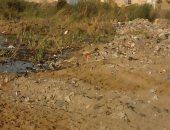 صور.. مياه الصرف و القمامة يهددان سكان منطقة السبع عمارات بالإسماعيلية