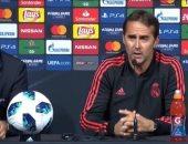لوبيتيجى: الفوز بالبطولات أولوية ريال مدريد.. وزيدان جزء من الماضى