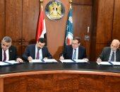 وزير البترول يوقع 3 اتفاقيات بترولية جديدة للبحث عن البترول والغاز