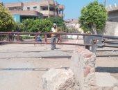 قارئ يطالب بعمل مزلقان سكة حديد بمنطة أبو زعبل