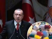 سياسات أردوغان تهدد حياة مرضى تركيا.. شبح نقص الأدوية يتصاعد بعد تراجع الليرة لمستويات غير مسبوقة.. الدواء فى المخازن يكفى  10 أيام فقط.. ومحدودو الدخل والفقراء يدفعون الفاتورة الثقيلة لفشل الديكتاتور العثمانى